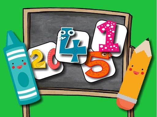 Numbers Memory Time online hra