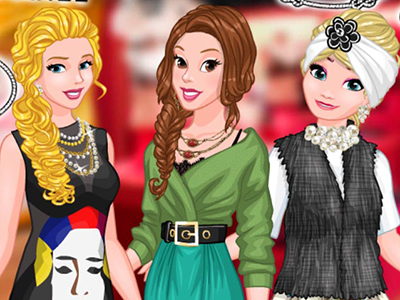 Princess Fashion Brands Favorites online hra