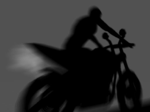 Shadow Bike Rider online hra