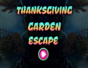 Thanksgiving Garden Escape
