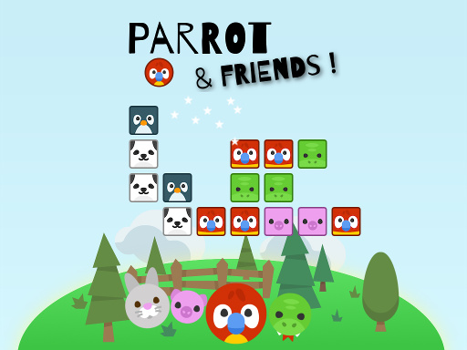Parrot And Friends online hra