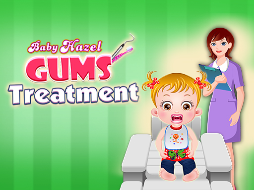 Baby Hazel Gums Treatment game