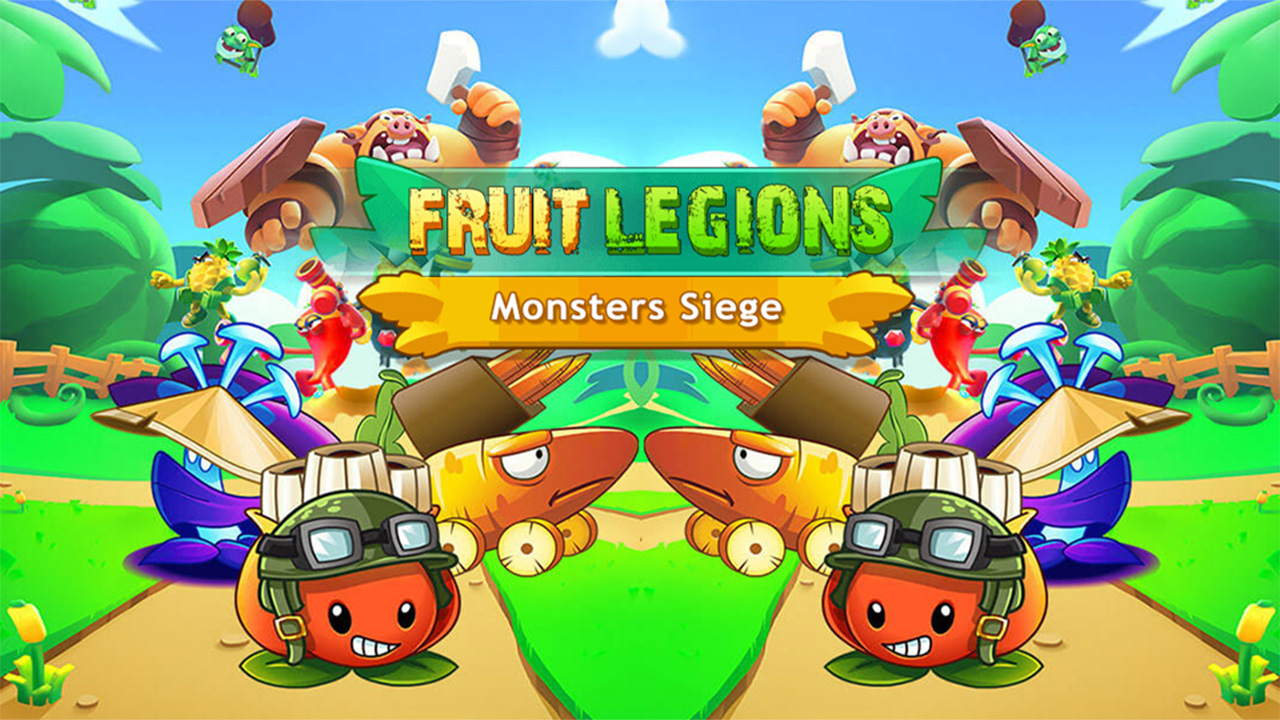 Image Fruit Legions: Monsters Siege