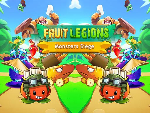 水果軍團:怪物圍攻--Fruit Legions: Monsters Siege-在一個神奇的大陸上,生活著這群會說話的植物。 但突然有一天,這片和平的土地上爆發了戰火。 植物們決定站起來,用自己栽培的果實作為武器來保衛家園。 你準備好幫助他們了嗎? 合理分配作物陣型,建造一座能抗敵的堡壘,為自己的家園而戰,共同戰鬥。