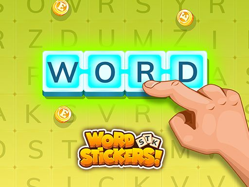 Word Stickers!
