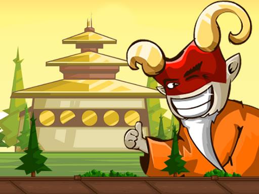 Legend of the Samurai online hra