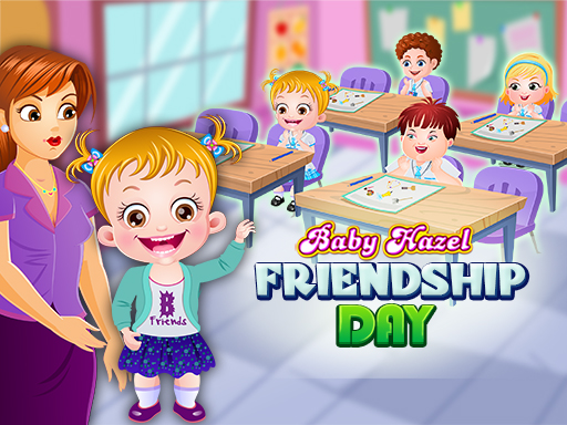 Baby Hazel Friendship Day game