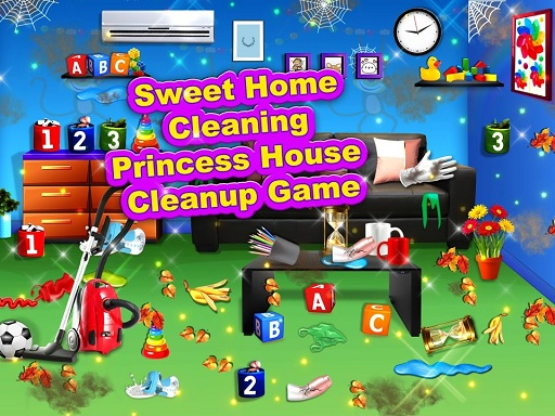 Sweet Home Cleaning : ...