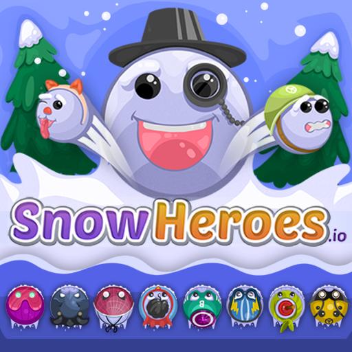 雪人大大-雪人大大-SnowHeroes.io-《雪人大大 (SnowHeroes.io)》是一款休閑競技對戰遊戲,雪球就是你要控制的角色,它有著圓圓可愛的外表,你將會推動小球來前行,你會遇到比你小的小雪球可吞噬它們來讓自己的體積變大,但有一些昆蟲的蟲類是你不能碰的,會讓你頓時的化為灰燼成為零散的雪塊喔。