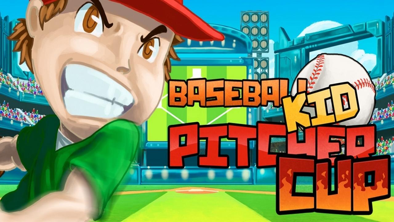 Coupe de baseball enfant pitcher