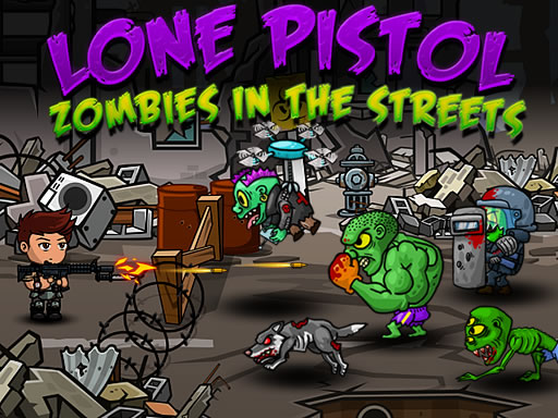 Lone Pistol : Zombies in ...