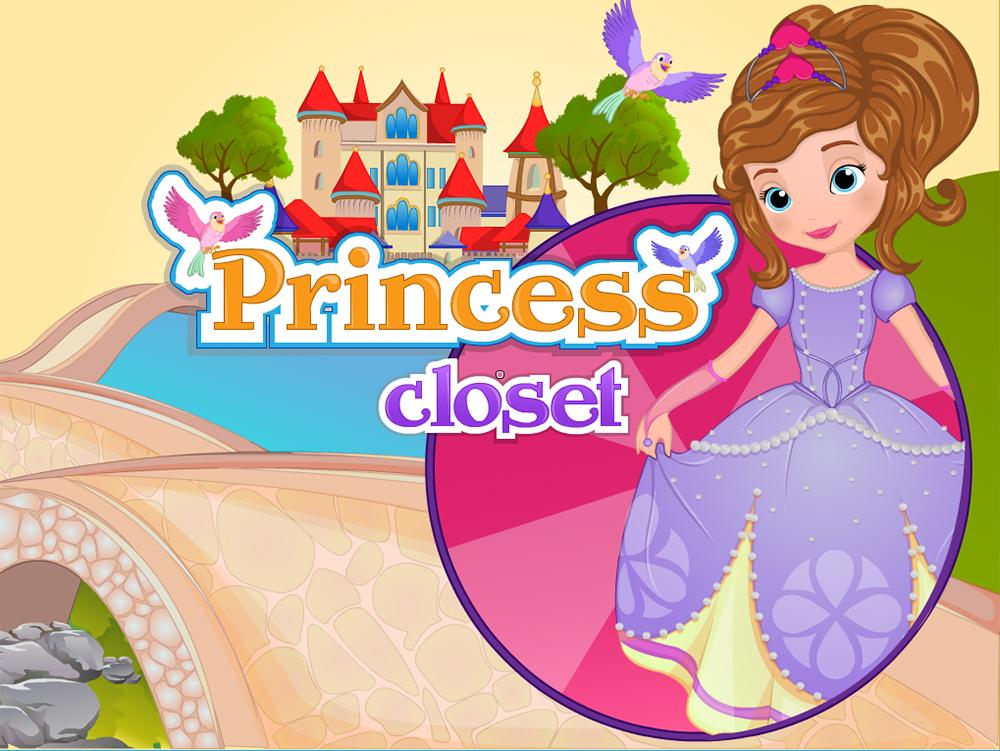 Pricess closet