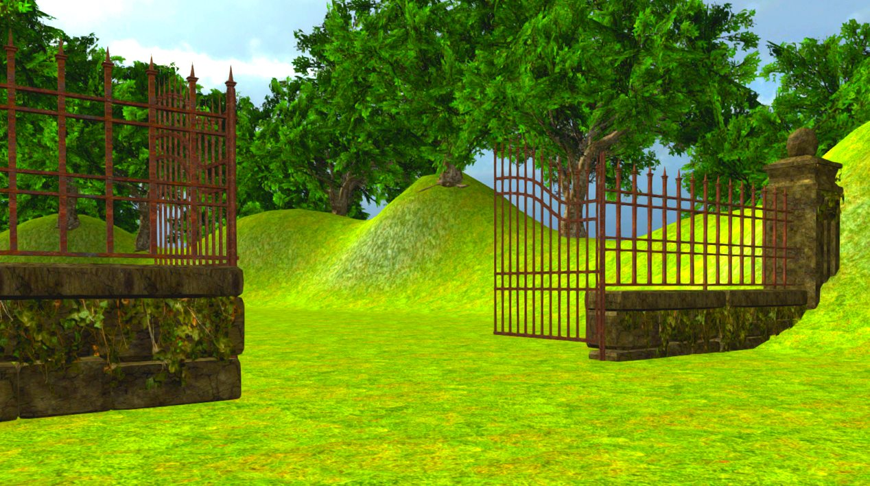 Forest Village Getaway Episode 1 online hra