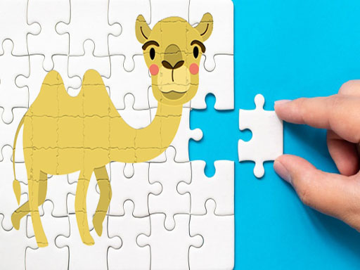 Bactrian camel Puzzle ...