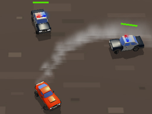 Car Chase online hra