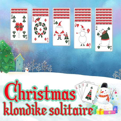 Christmas Klondike Solitaire