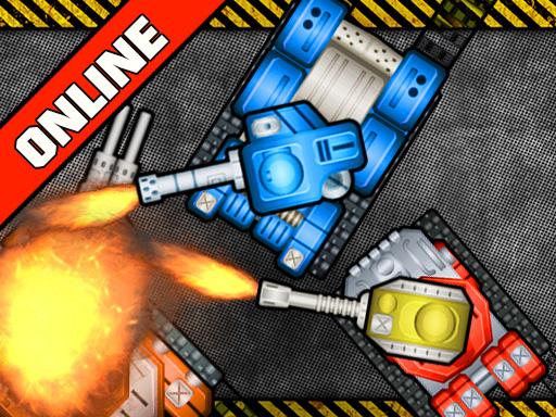 Cool Tank IO Online