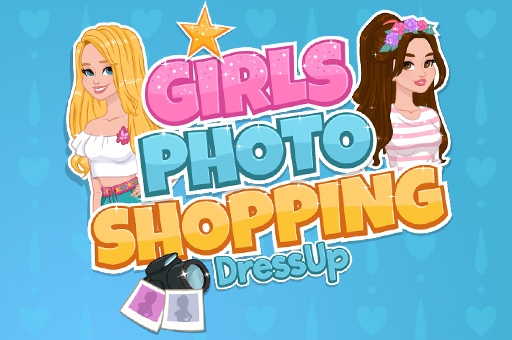 Photoshopping dressup filles