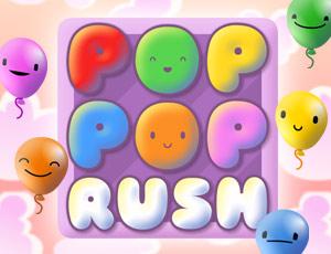 Pop Pop Rush online hra