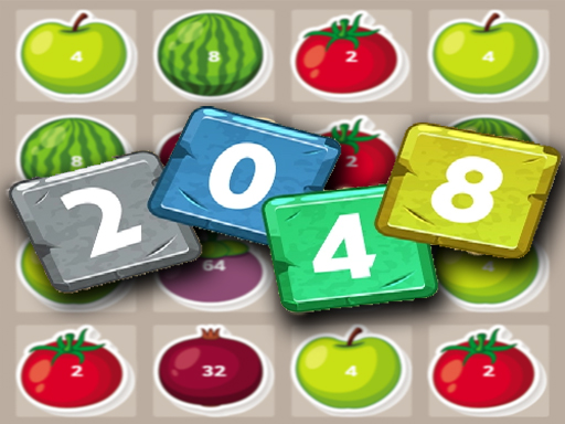 2048 Fruits