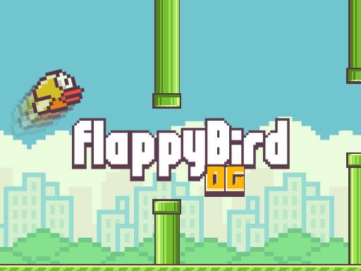 FlappyBird OG online hra