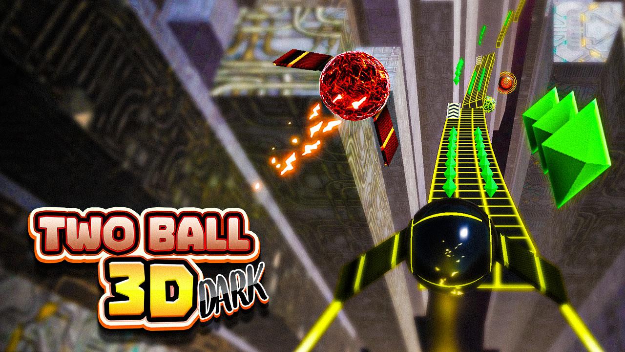 Image Two Ball 3D Dark