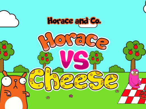 Horace and Cheese online hra