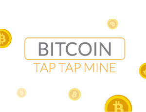 Bitcoin Tap Tap Mine online hra