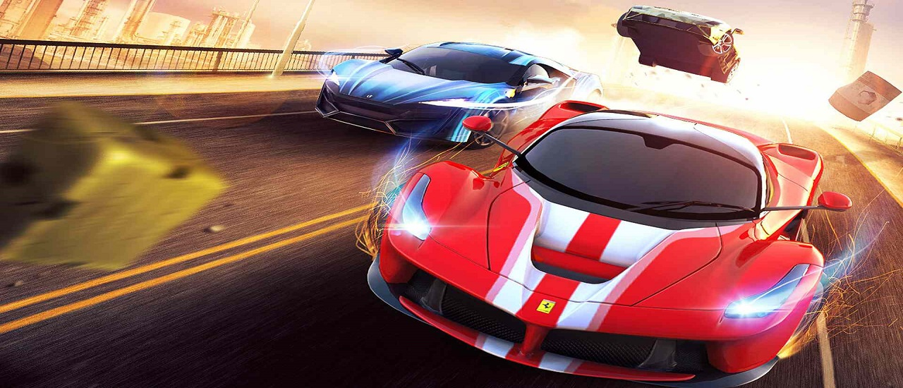 Speedy Way Car Racing Game