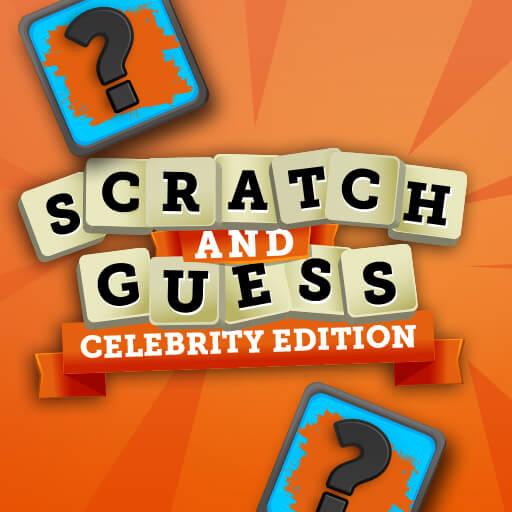 Scratch & Guess Celebrities