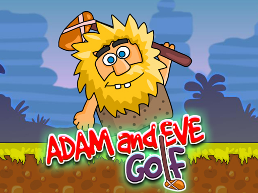 Adam and Eve: Golf online hra