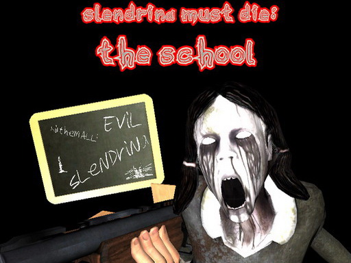 Slendrina Must Die The School online hra
