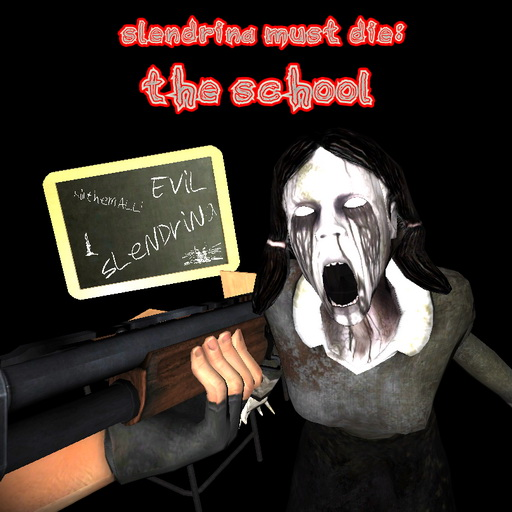 Slendrina Must Die The School Action