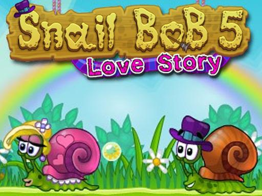 Snail Bob 5 HTML5 game