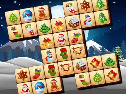 Christmas Mahjong