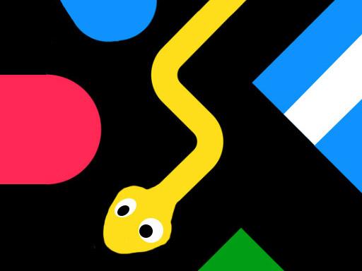 Color Snake online hra