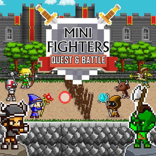 Mini Fighters-Quest and battle