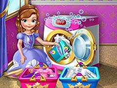 Princess Sofia Laundry Day