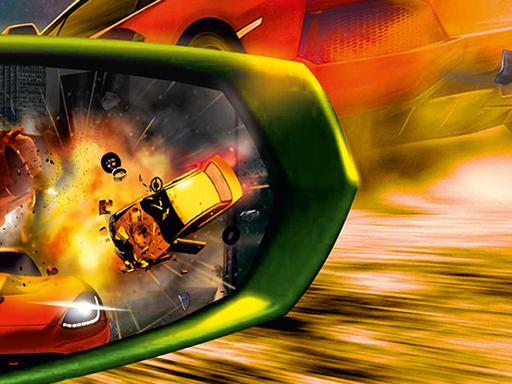Traffic Car Racing online hra