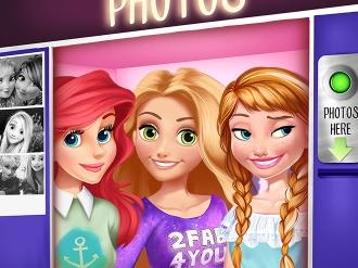 Disney Photo Booth