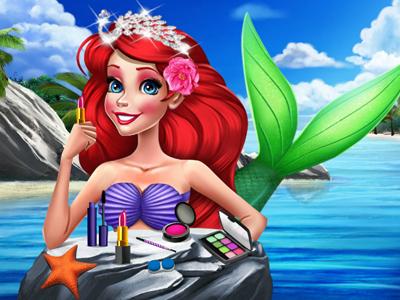 Princess Summer Make UP!