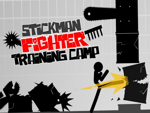 Stickman Fighter Training Camp online hra