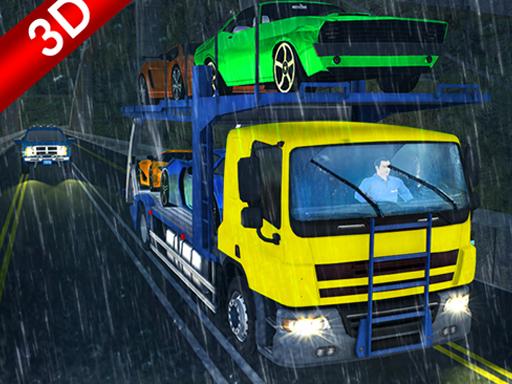 Car Transporter Truck ...