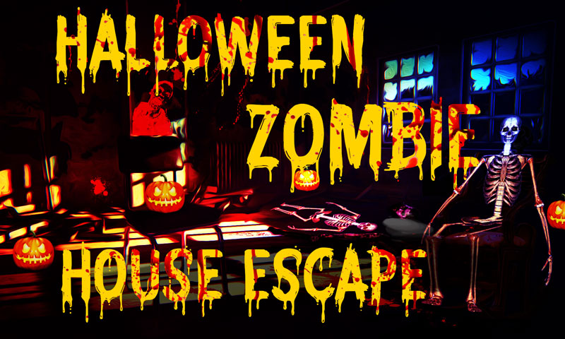 Halloween Zombie House Escape