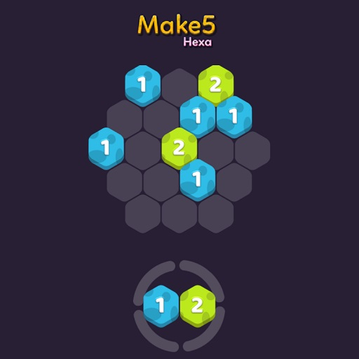 Make 5 Hexa