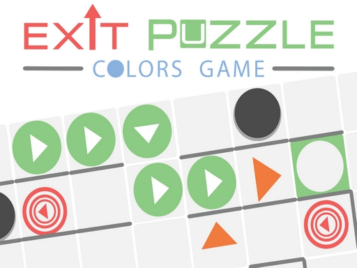 Exit Puzzle : Colors Game