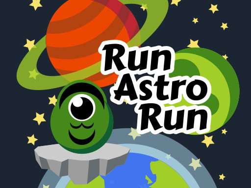 Run Astro Run online hra