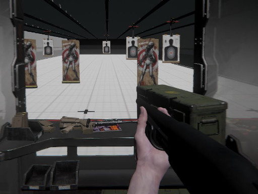 Firearm Simulator