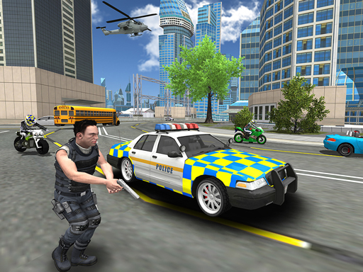Police Cop Car Simulator ...