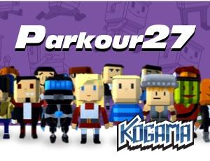 KOGAMA: Parkour27
